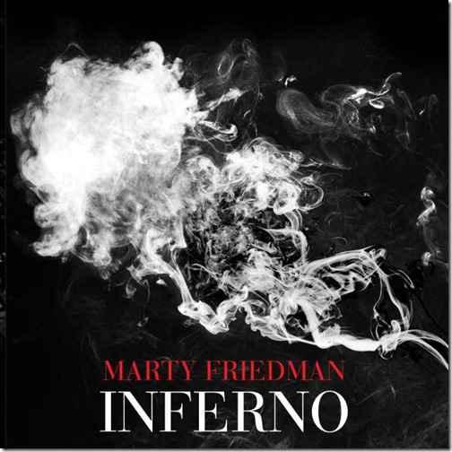 Слушать: Новый трэк от Марти Фридмана (Marty Friedman)