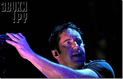 Nine Inch Nails отменили выступления в России, Украине и концерт в Будапеште