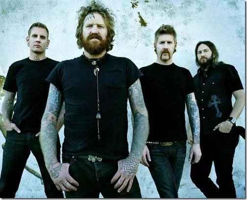 Американские металлисты Mastodon сообщили, что они заканчивают работы над новым, шестым по счету альбомом группы