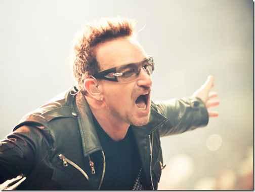 U2 представили новую песню и тизер к клипу