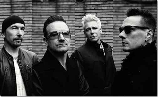 U2 выступят на церемонии «Оскар 2014»
