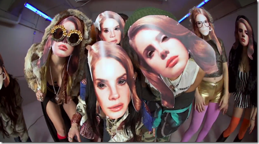 "Jerry James – ""Lana Del Rey"" Video (Feat. Ariel Pink)"