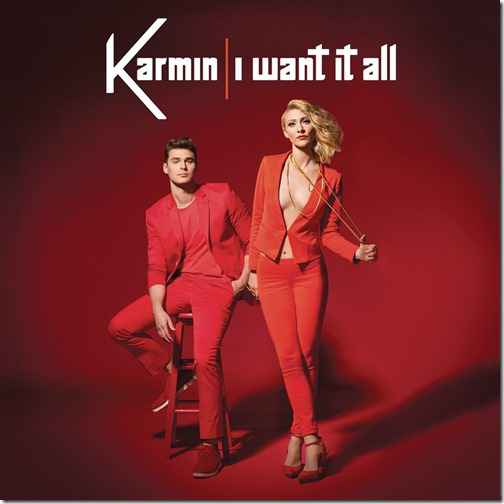 Видео: Karmin — I Want It All