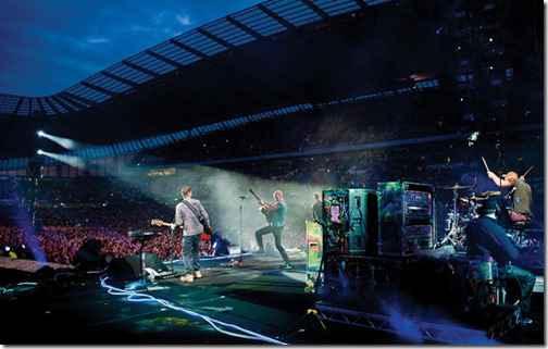 Крис Мартин (Chris Martin), солист Coldplay, будет участвовать в американской версии телешоу талантов The Voice