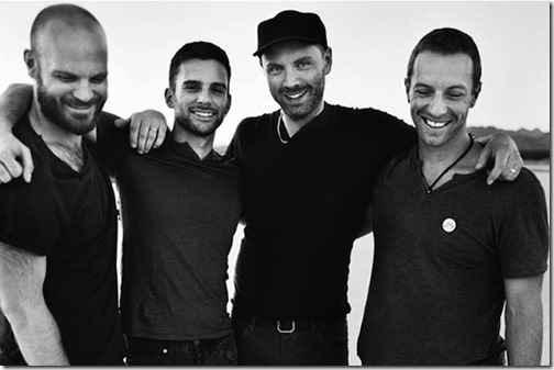 """Coldplay спели новые песни на фестивале """"iTunes"""""""