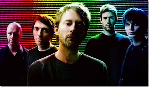 На Закрытии Олимпийских игр в Сочи использовали идею Radiohead