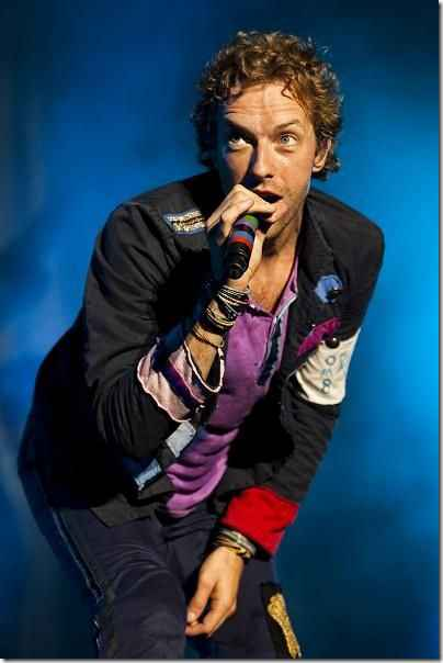 Вокалист Coldplay Крис Мартин и актриса Гвинет Пелтроу решили разойтись после 10 лет брака