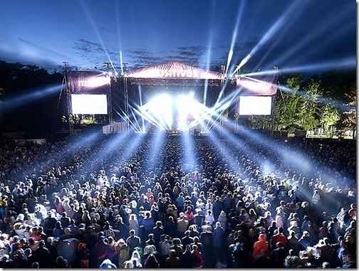 Организаторы фестиваля Coachella приняли решение впервые в истории транслировать в прямом эфире все проходящие рамках фестиваля выступления