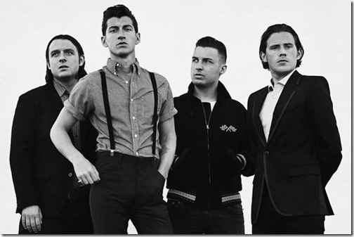 "Arctic Monkeys в фотосессии журнала ""Esquire"" (6 фото)"