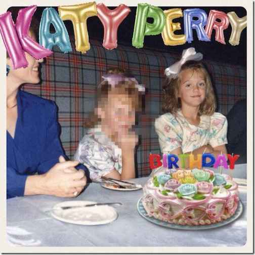 Видео: Katy Perry — Birthday