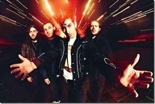 Arctic Monkeys сделали кавер-версию песни Tame Impala