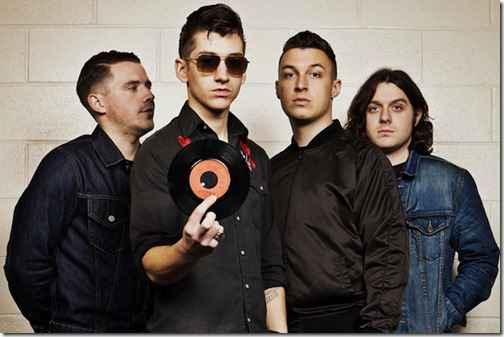 Arctic Monkeys: 10 лучших кавер-версий на песни группы