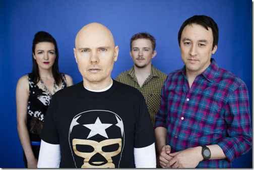 SMASHING PUMPKINS: Известен предварительный трэк-лист нового альбома