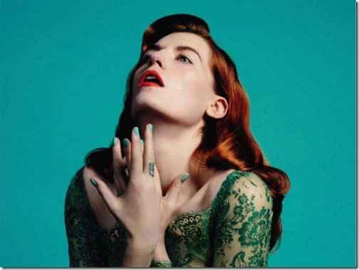 "Florence and the Machine опубликовали новый сингл ""Delilah"""