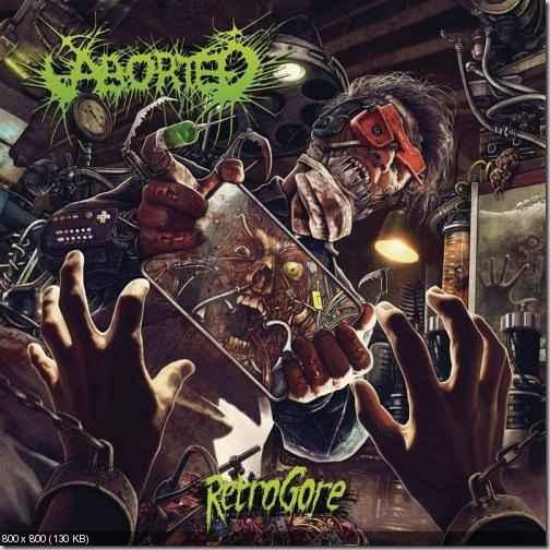 Новый альбом Aborted